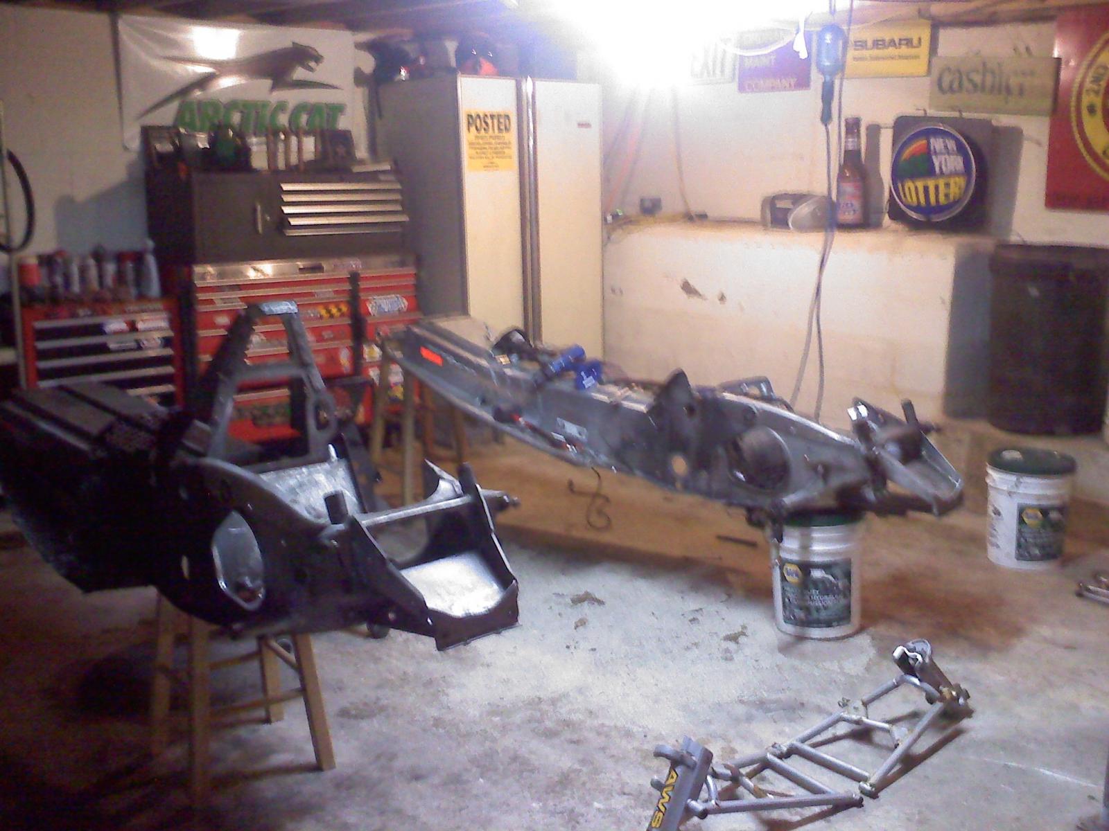 My 440/f7 swap build thread - HCS Snowmobile Forums