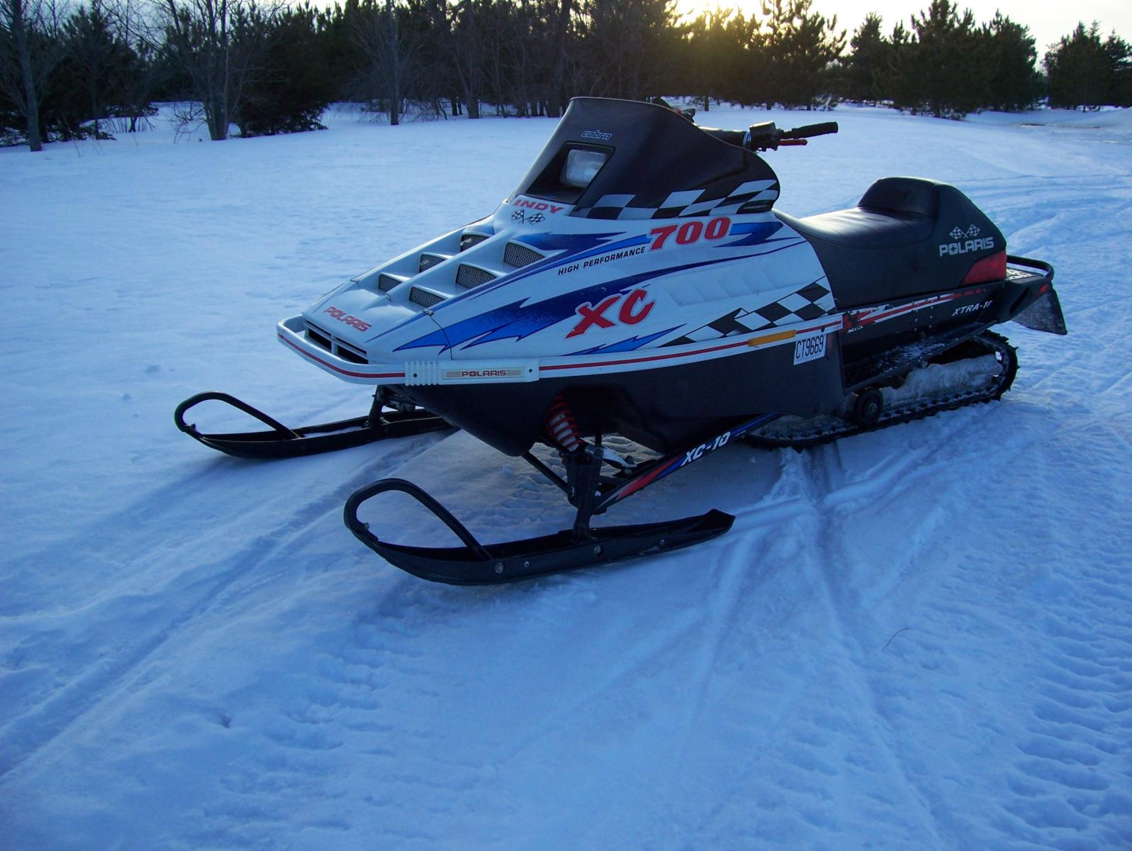 40mm Rack on 1998 XC 700 write up. - HCS Snowmobile Forums