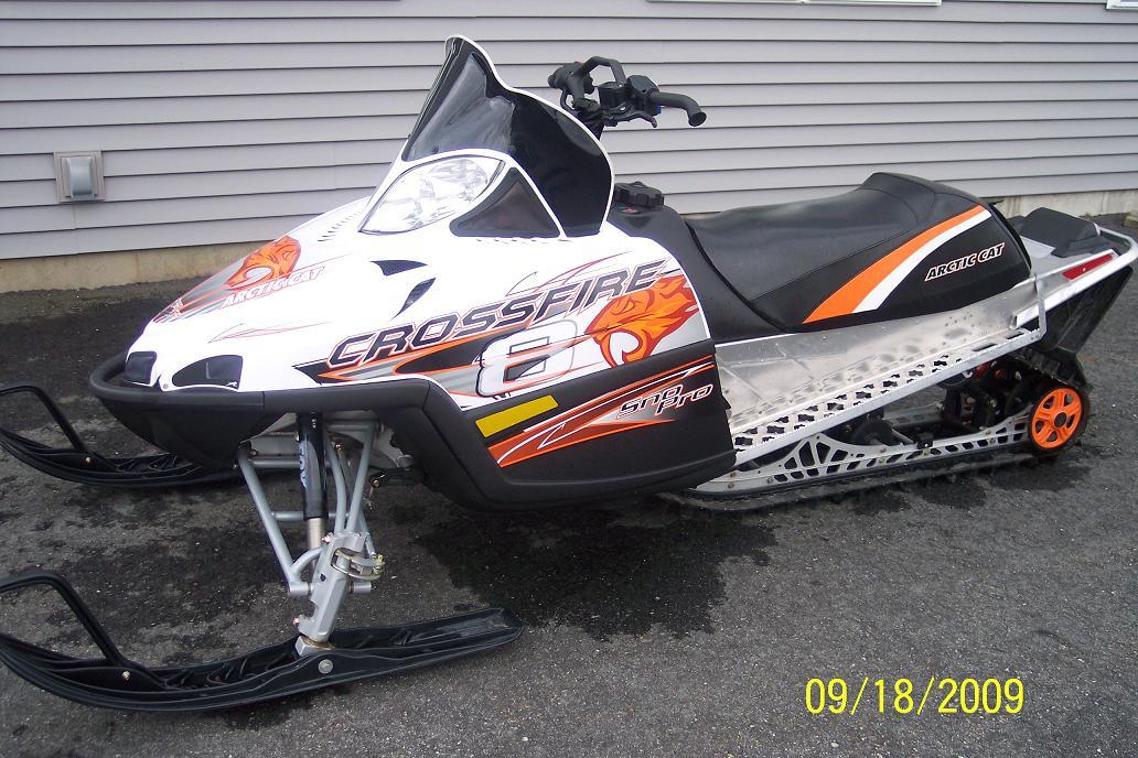 2007 crossfire 800