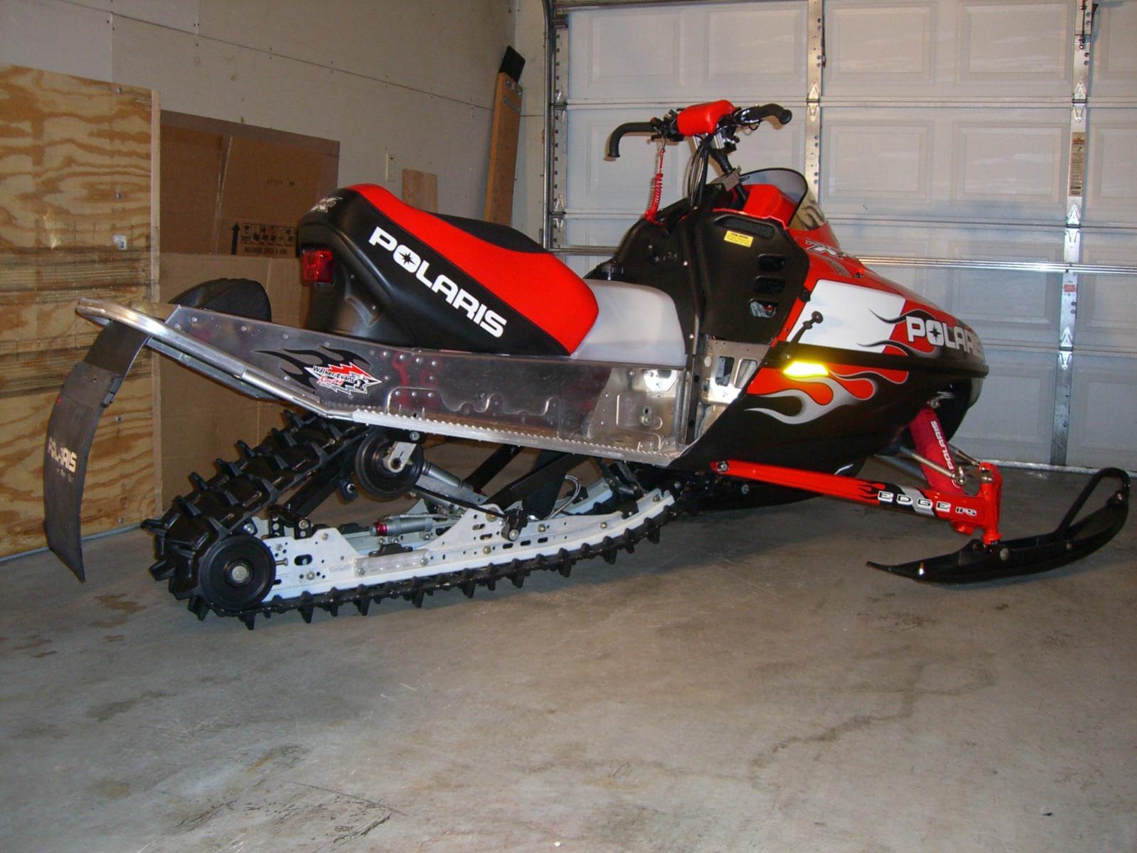 ProXR 440 Build up 08 - HCS Snowmobile Forums