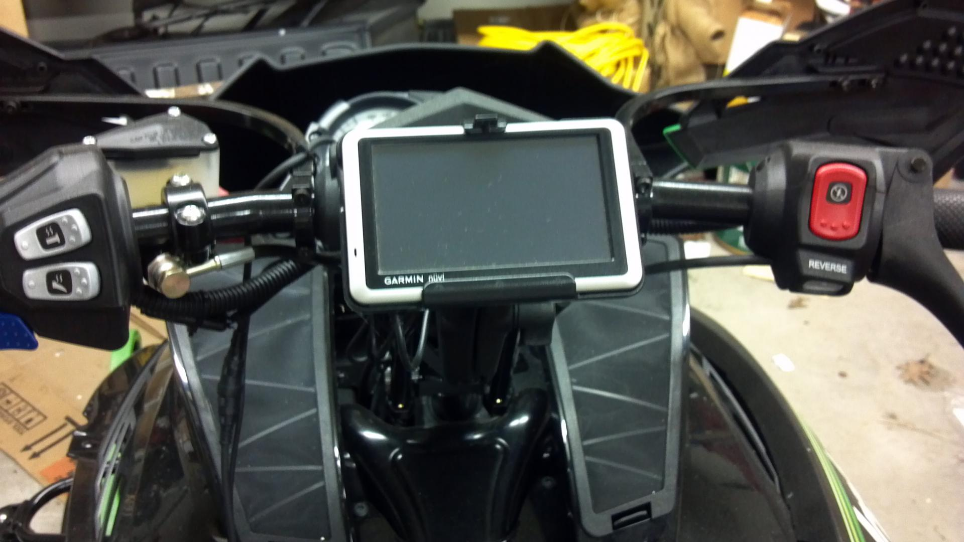 Best GPS and mount? - HCS Snowmobile Forums