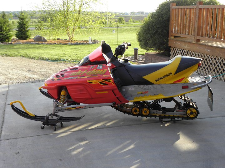 Mods For A 2003 Ski Doo Mx Z 600 Ho Adrenaline Hcs Snowmobile Forums