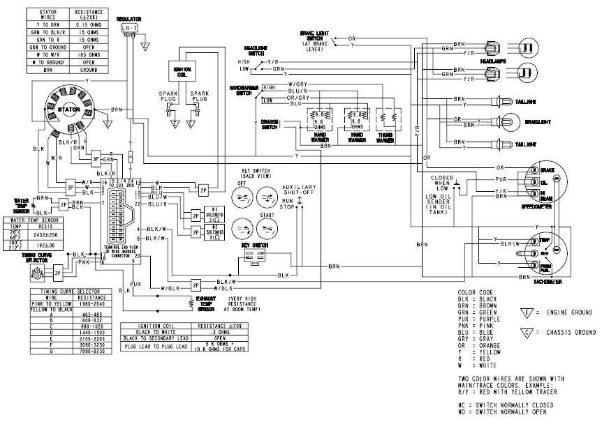 arctic cat jet ski wiring diagrams calling all wiring geniuses hardcore sledder  calling all wiring geniuses hardcore