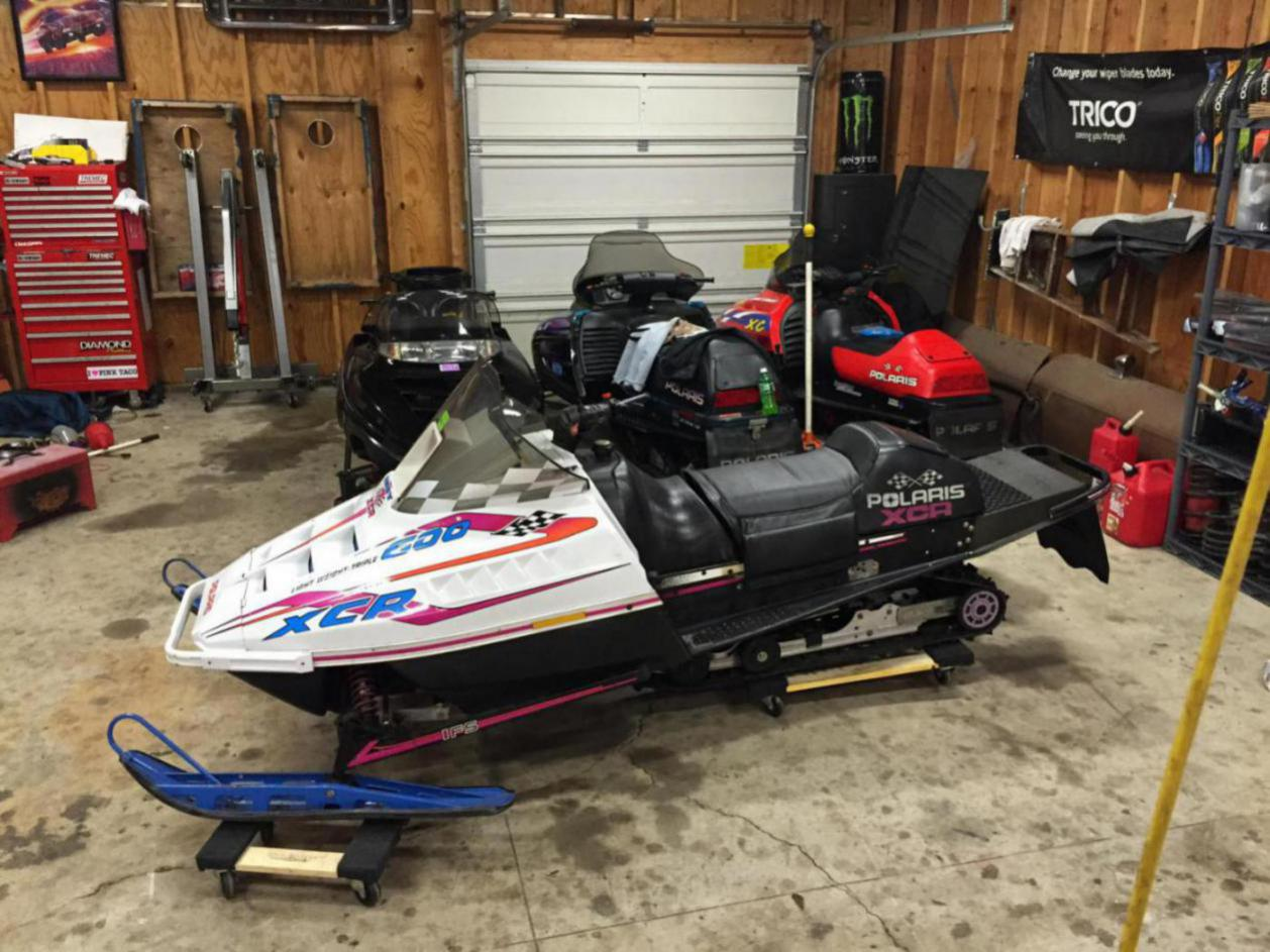 Iqr 600 like new!!! - HCS Snowmobile Forums