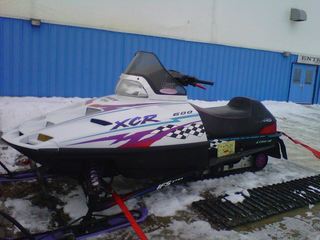 Low end bog on 97 xcr 600 sp - HCS Snowmobile Forums