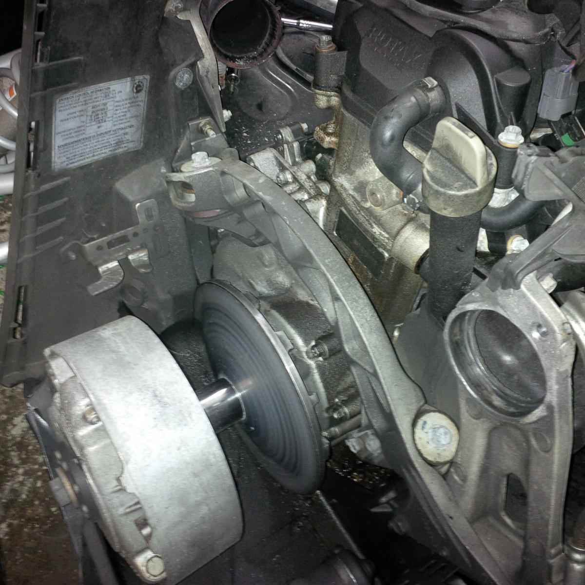 Yamaha Nytro Engine Code