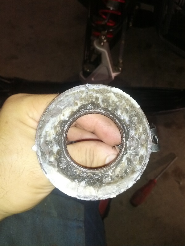 Isoflex grease thickened pictures - HCS Snowmobile Forums