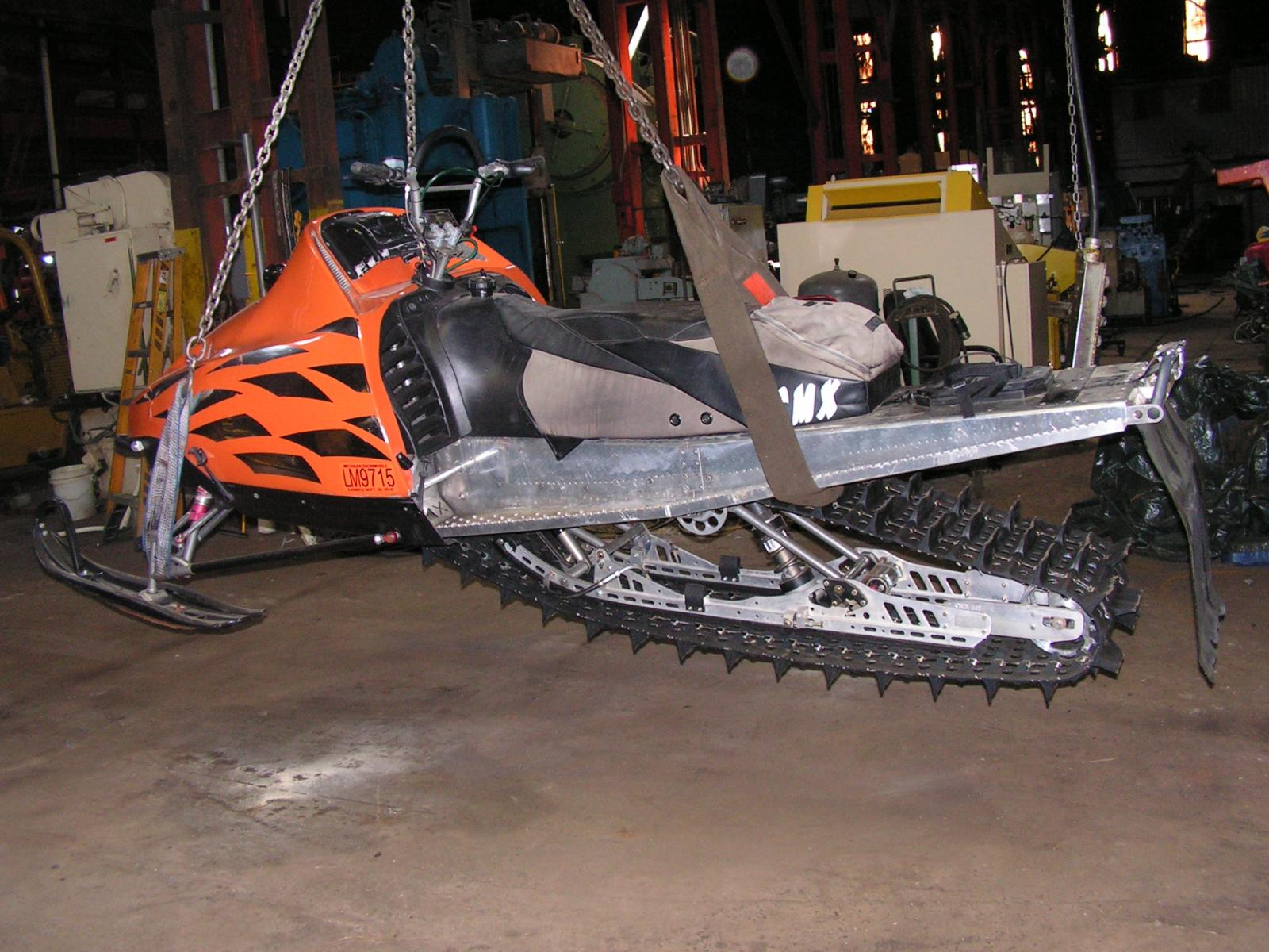 2005 Crazy Mountain Extreme For Sale $7300 - HCS Snowmobile Forums