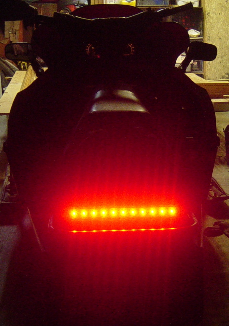 Rewiring Tail Light Tunnel Extension Hcs Snowmobile Forums Led Wiring Diagram 07 Polaris Click Image For Larger Version Name