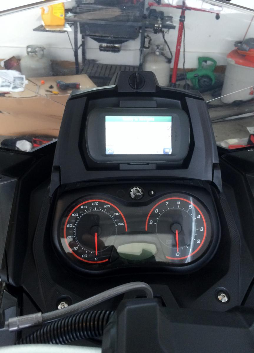 Best GPS and mount? - Page 8 - HCS Snowmobile Forums
