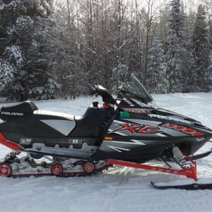 2005 polaris 700 xc sp F/O